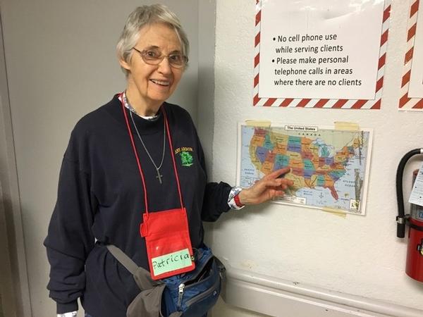 Sister Patricia Weidman McAllen