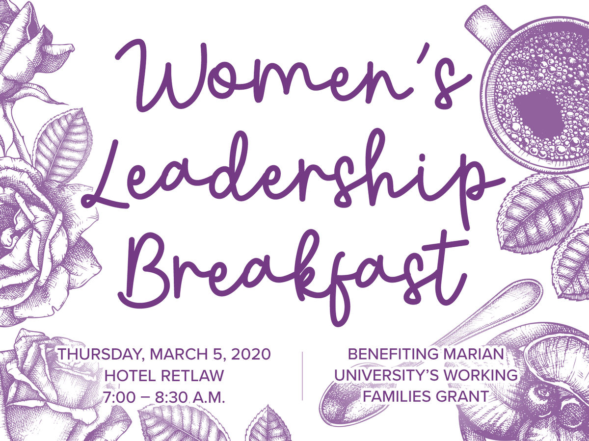Women's Leadership Breakfast