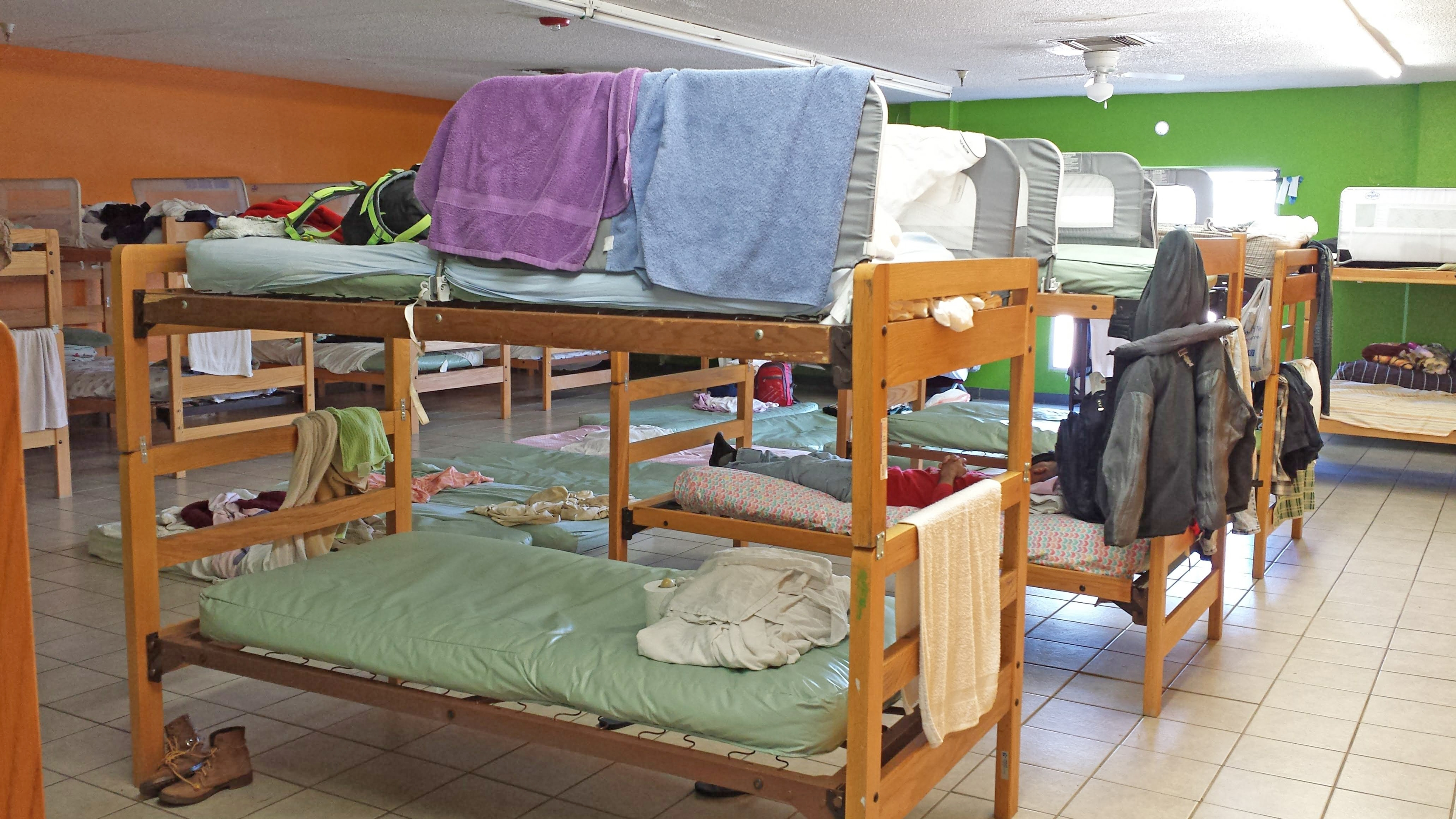 one of three of the men's dorms.