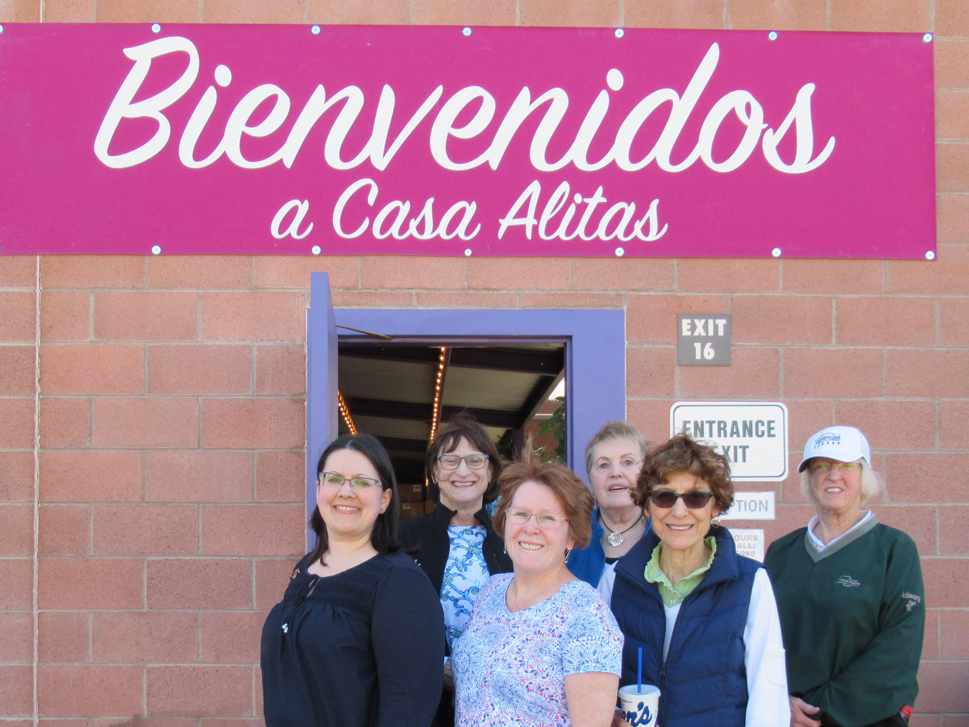 Associates at Casa Alitas