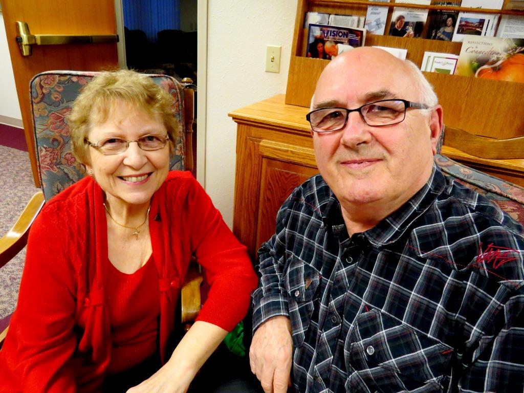 Kathie and Bill Emmer