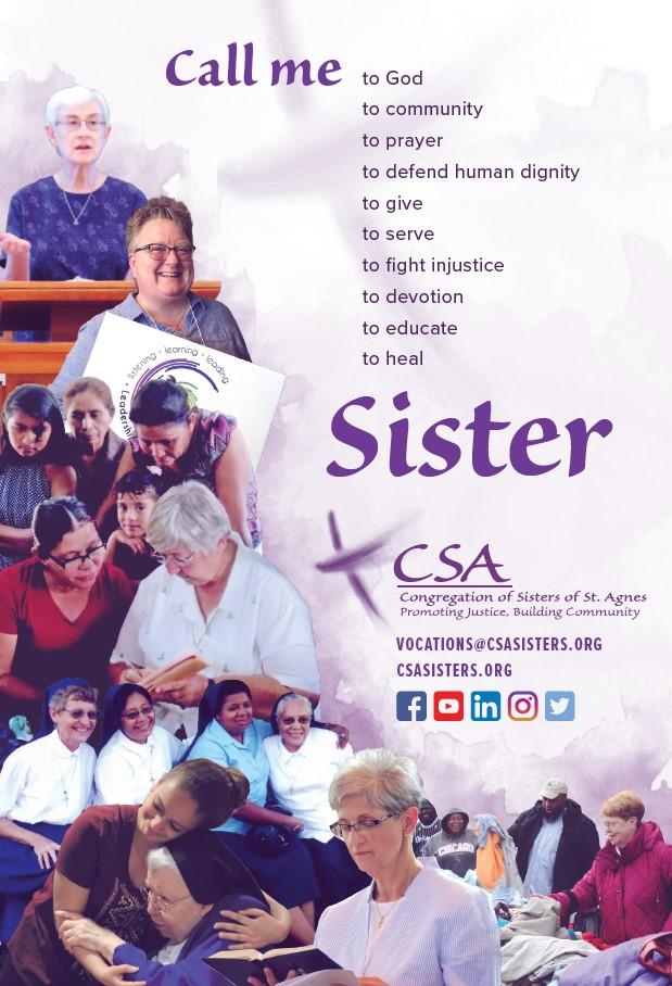 Call me Sister