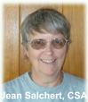 Jean Salchert, CSA