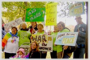 Justice, Peace and Ecology Ministry Mission Statement supporters